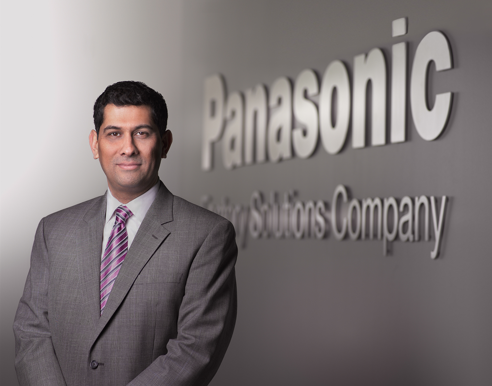 Executive | Professional |  Portrait | Photo |  Chicago  Faisal Pandit Panasonic Solutions Papadakis Photography