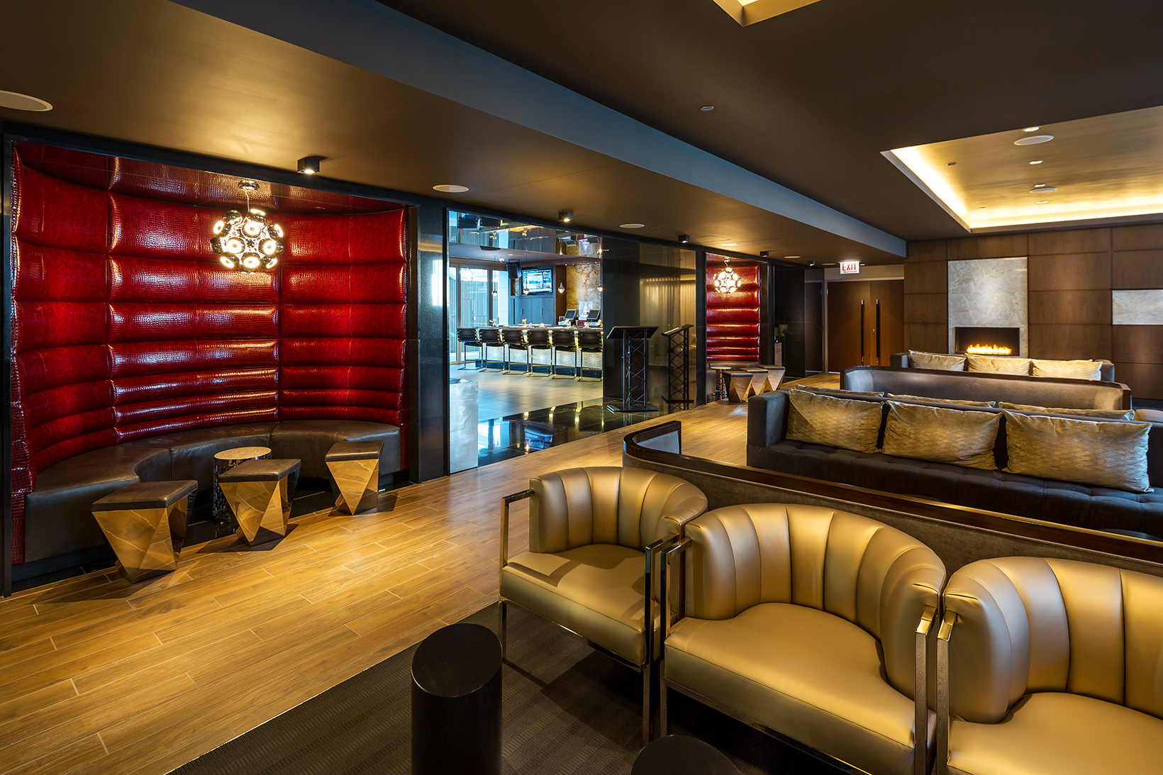Godfrey|Hotel|Interior|Bar 101